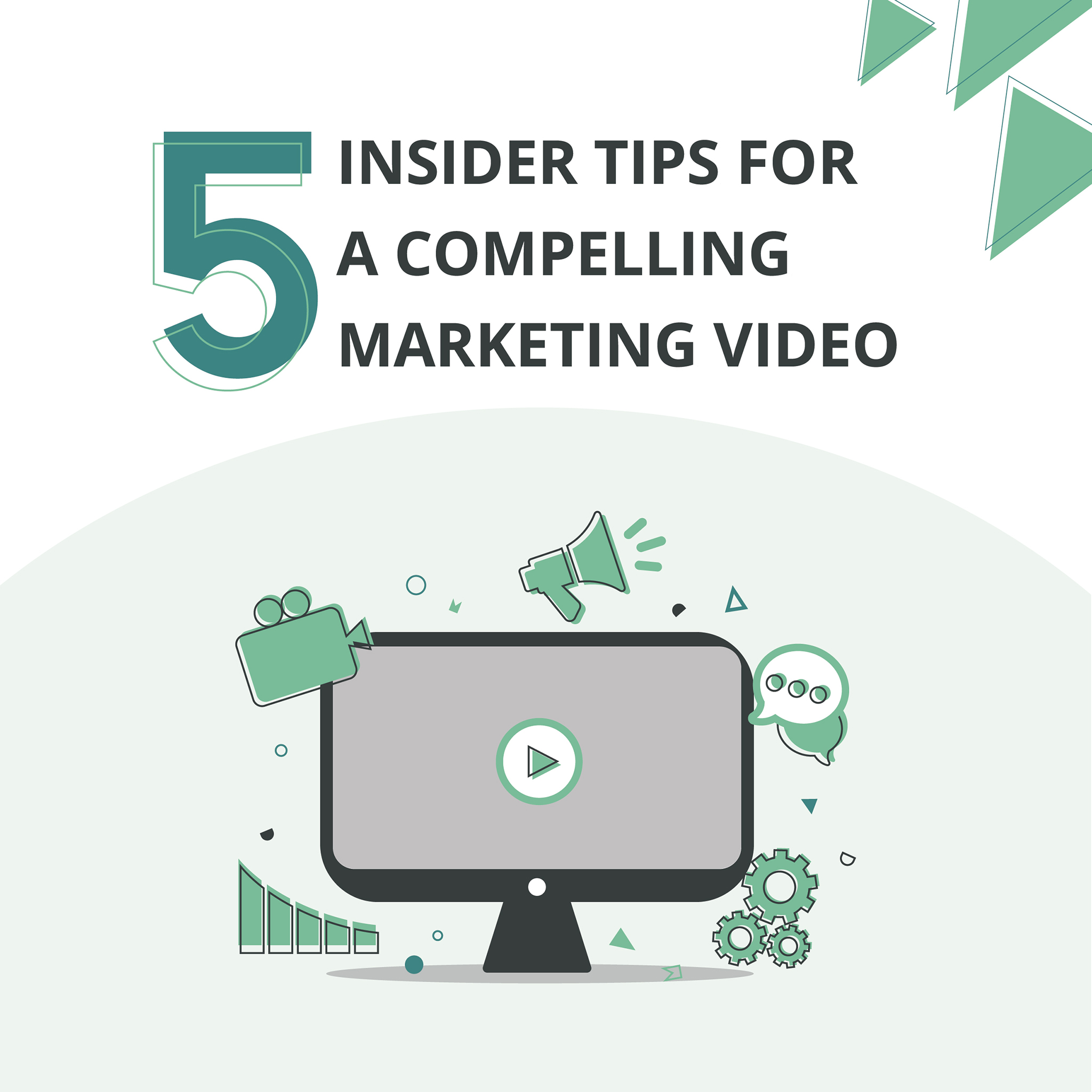 compelling marketing video